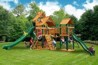 Установка четырех детских игровых площадок перенесена на 2021 год