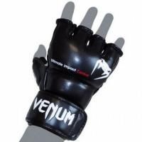 Перчатки ММА Venum Impact MMA Gloves - Skintex Leather PS-10221